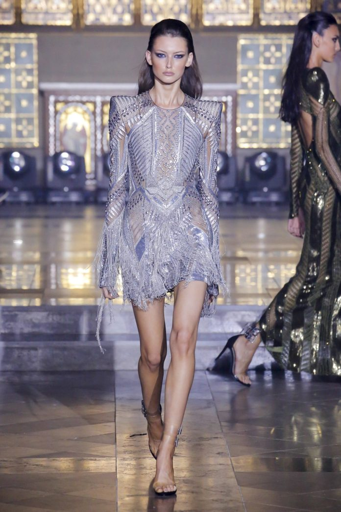Julien Macdonald Spring 2019 Collection At London Fashion Week 38