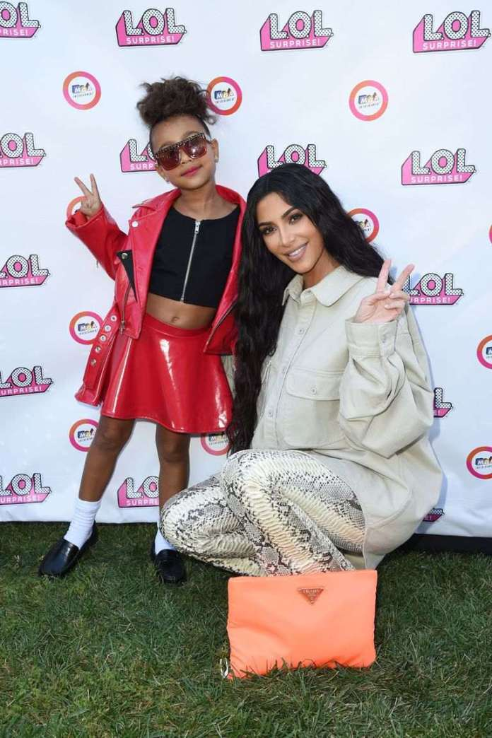 KOKO Junior: North West Makes Her Runway Debut For L.O.L Fashion 2