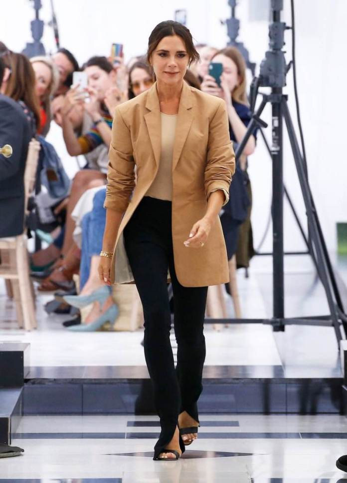 FROW: Stylish Celebrities Spotted At The London Fashion Week S/S 2019 2