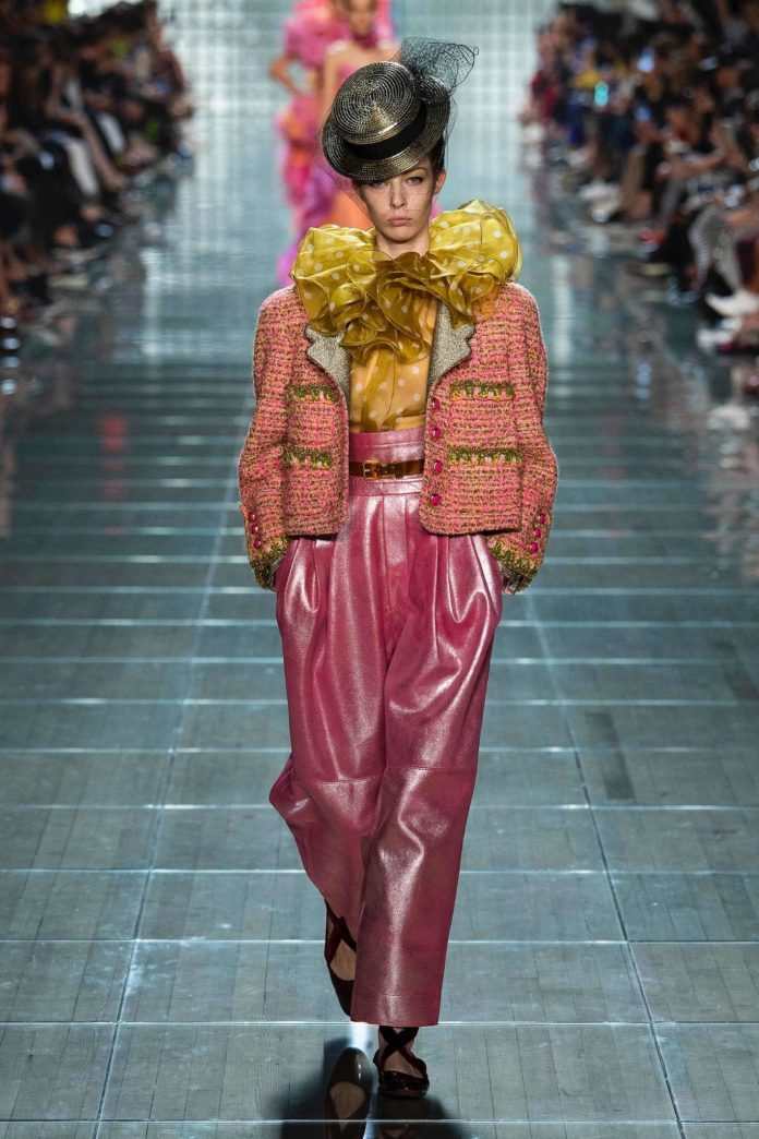 Marc Jacobs Spring Summer 2019 Collection At NYFW 18
