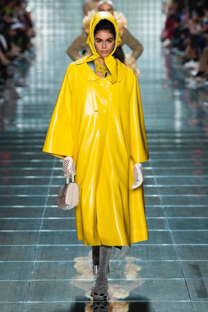 Marc Jacobs Spring Summer 2019 Collection At NYFW 3