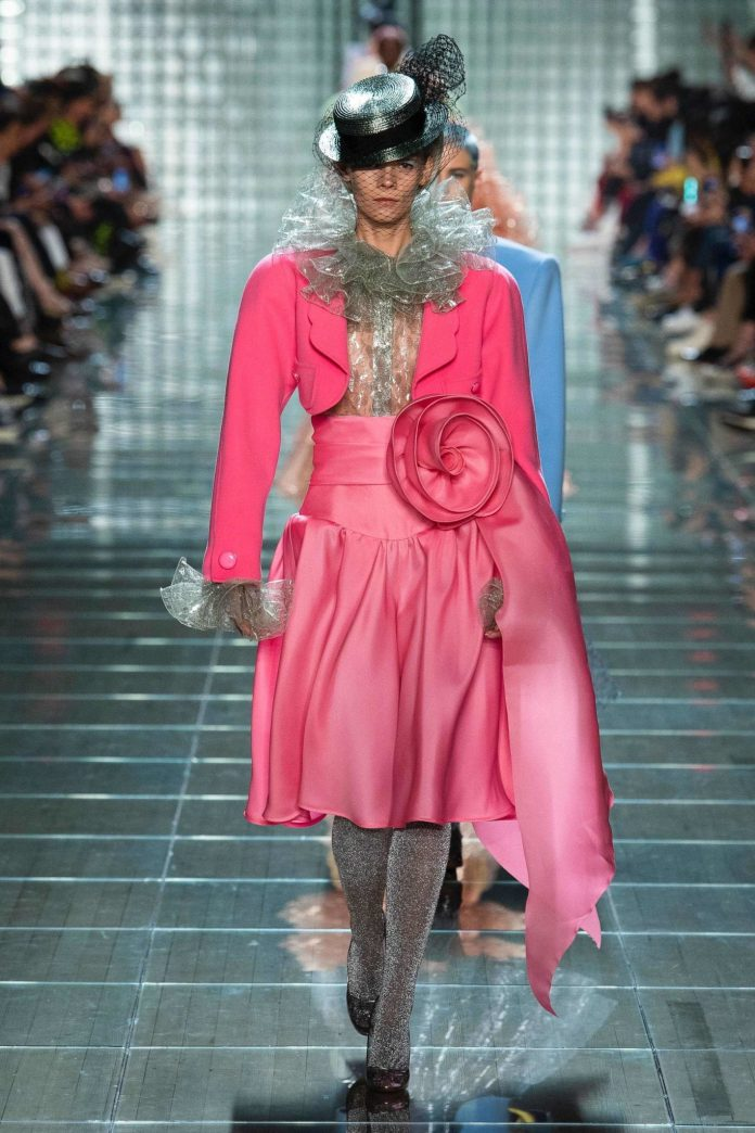 Marc Jacobs Spring Summer 2019 Collection At NYFW 27