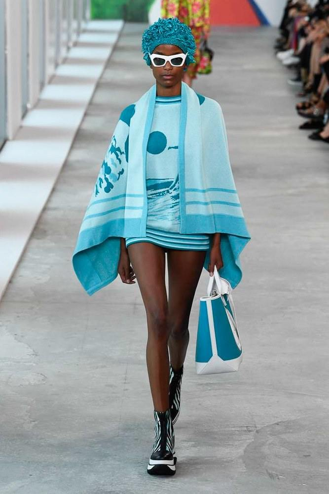 Michael Kors Redefines Spring At The NYFW S/S 2019 Show 3