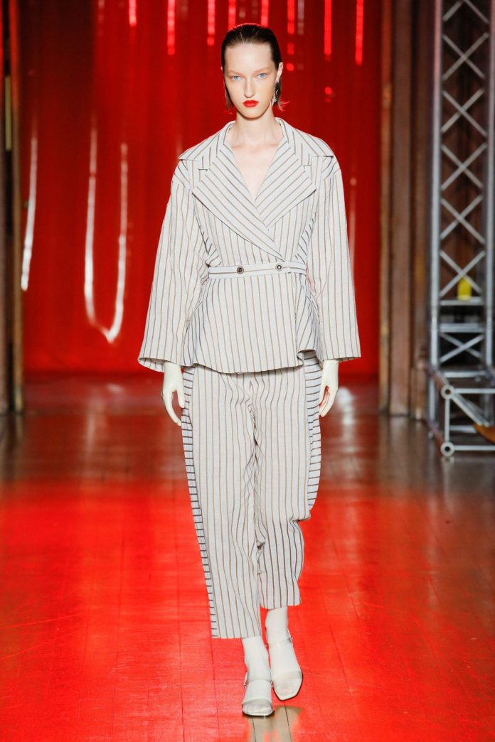 Palmer Harding Spring Summer 2019 Collection At The LFW 1