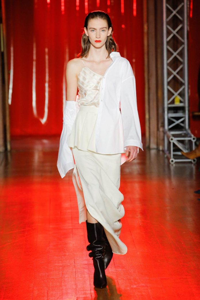 Palmer Harding Spring Summer 2019 Collection At The LFW 2