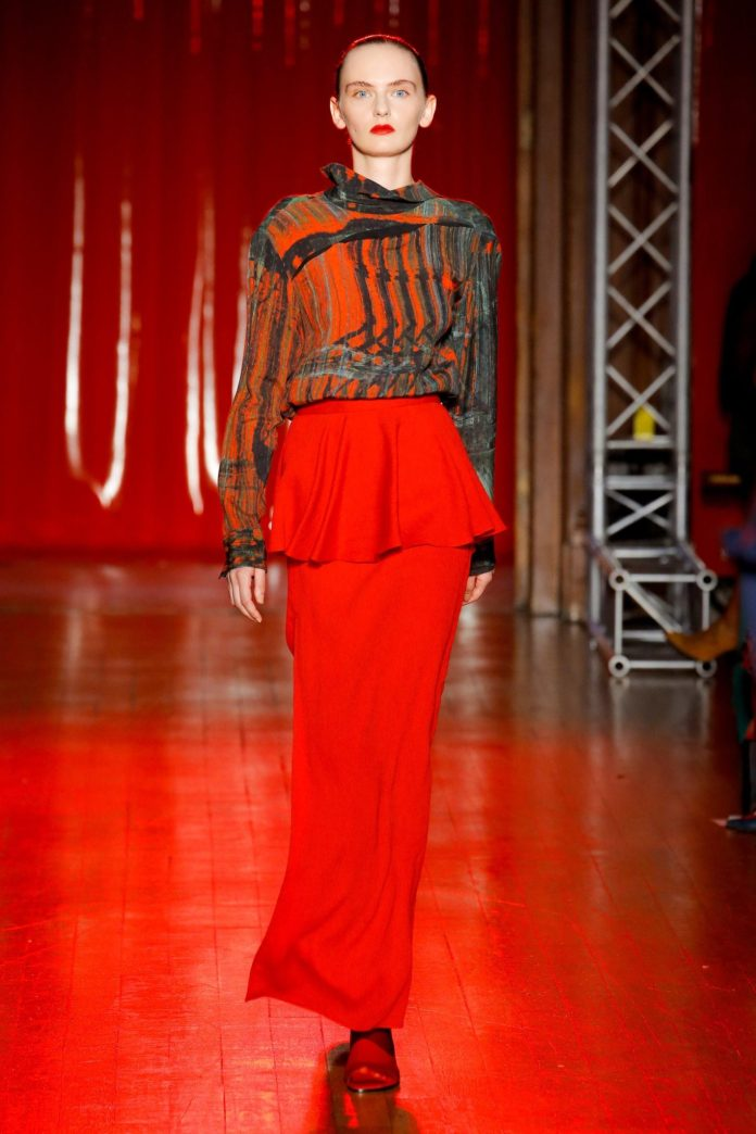 Palmer Harding Spring Summer 2019 Collection At The LFW 20