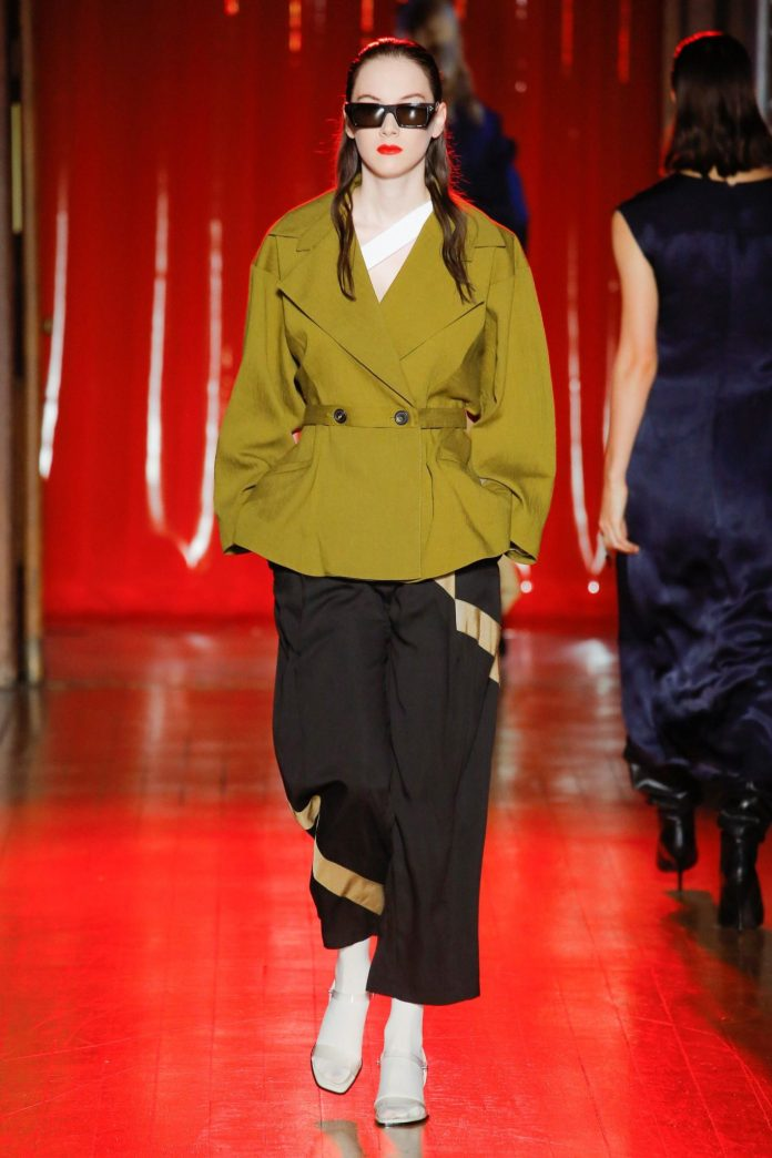 Palmer Harding Spring Summer 2019 Collection At The LFW 21