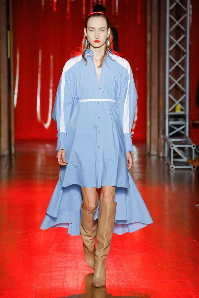 Palmer Harding Spring Summer 2019 Collection At The LFW 24