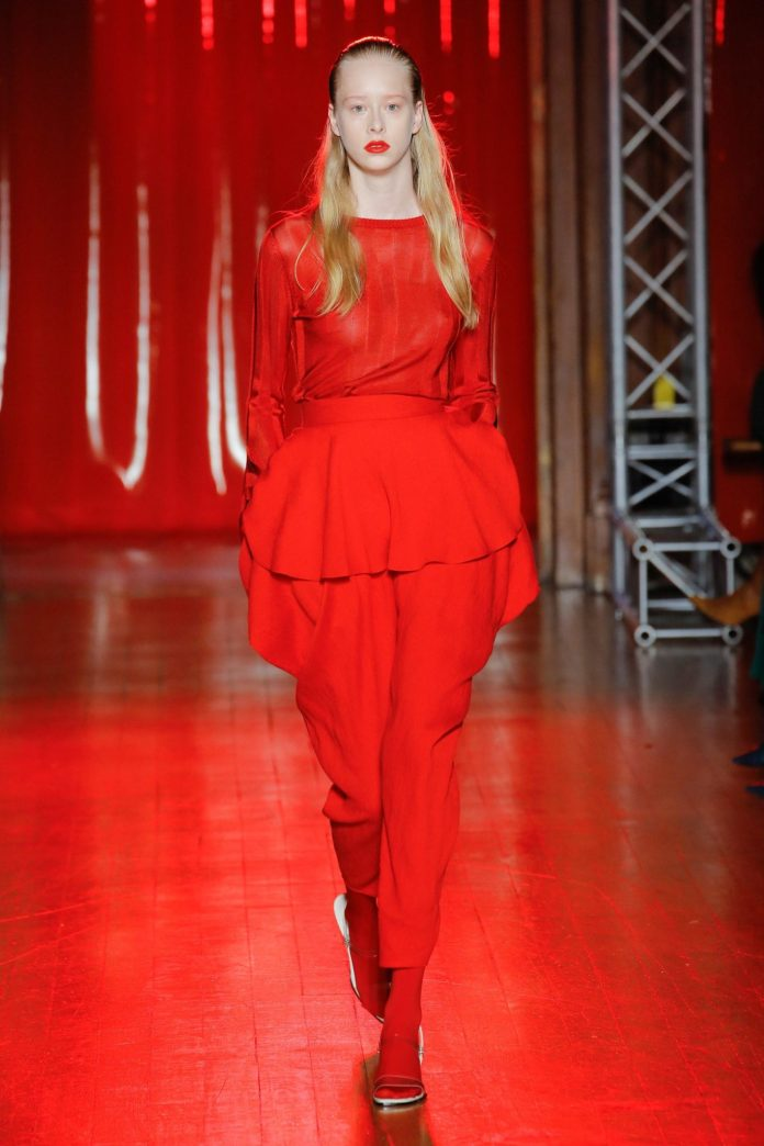 Palmer Harding Spring Summer 2019 Collection At The LFW 3