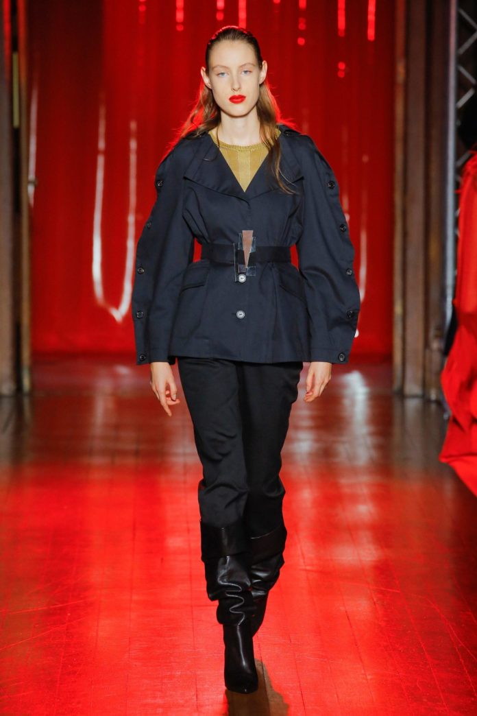 Palmer Harding Spring Summer 2019 Collection At The LFW 7