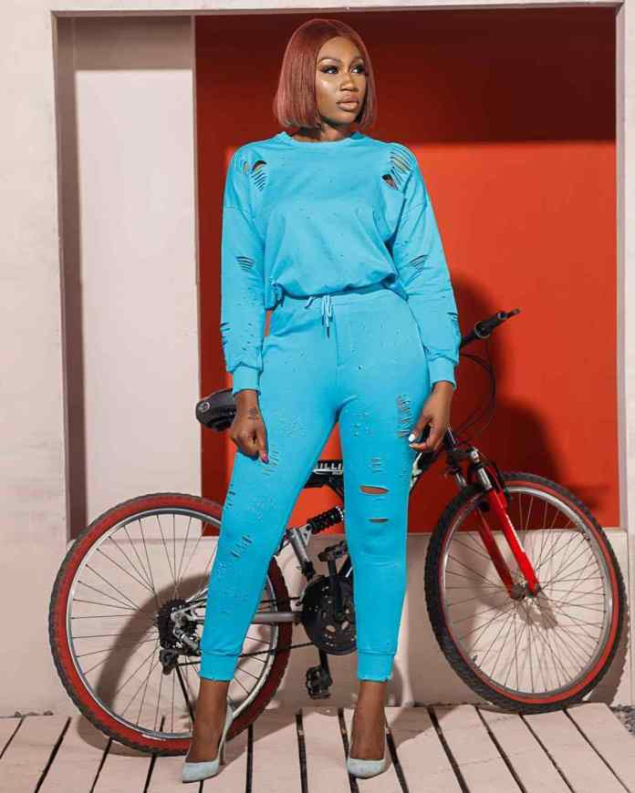Boss Lady! Ebube Nwagbo Unveils Her New Clothing Line 1