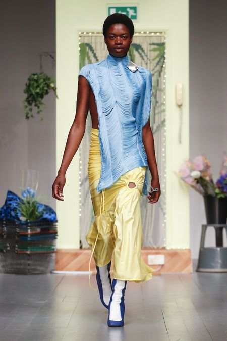 LFW: Richard Malone Spring Summer 2019 Collection 16