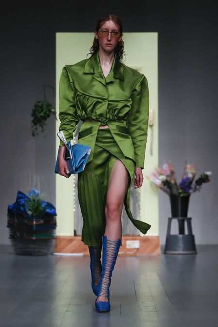 LFW: Richard Malone Spring Summer 2019 Collection 3