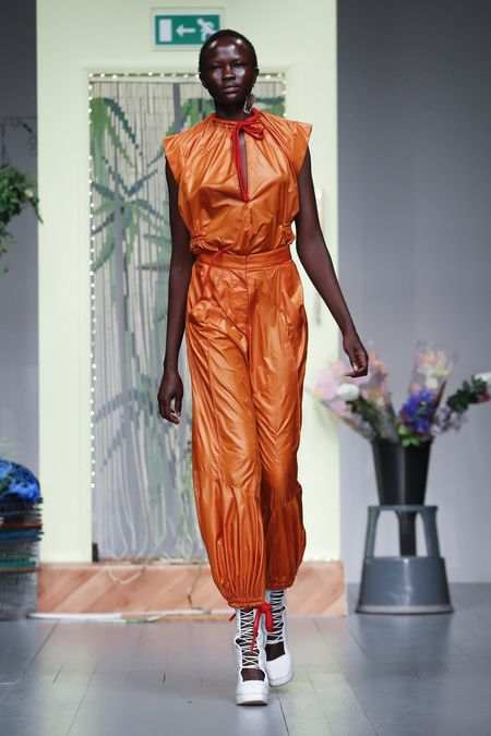 LFW: Richard Malone Spring Summer 2019 Collection 23