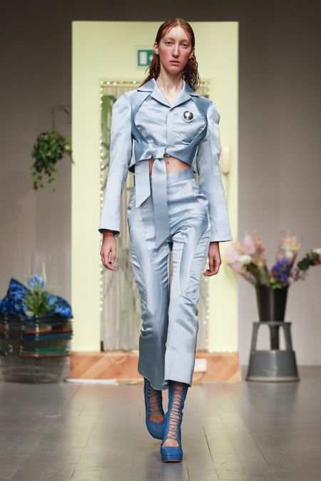 LFW: Richard Malone Spring Summer 2019 Collection 27