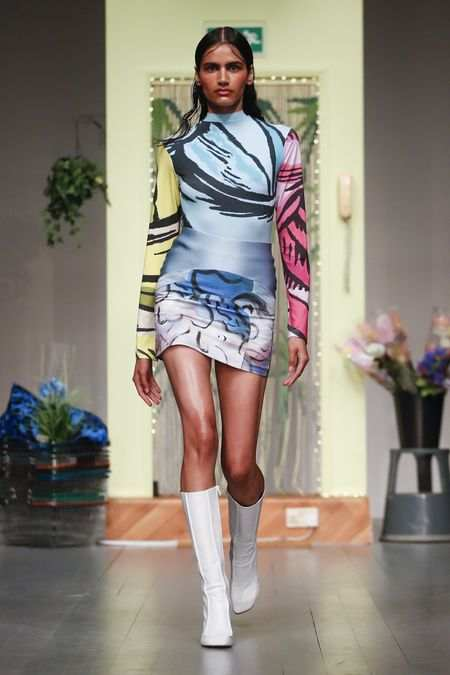 LFW: Richard Malone Spring Summer 2019 Collection 6