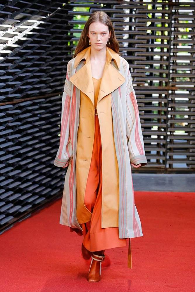 LFW: Sweet Colours At The Roksanda Spring 2019 Collection 1