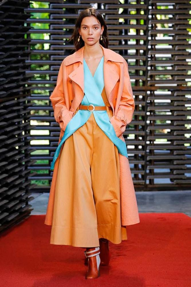 LFW: Sweet Colours At The Roksanda Spring 2019 Collection 10