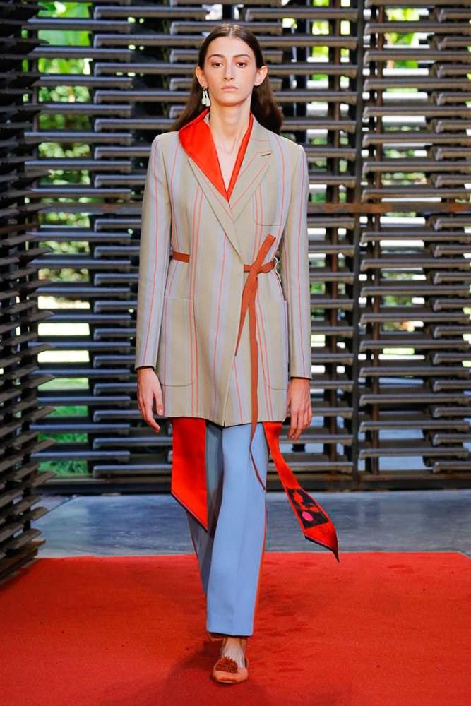 LFW: Sweet Colours At The Roksanda Spring 2019 Collection 14