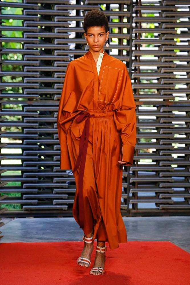 LFW: Sweet Colours At The Roksanda Spring 2019 Collection 18