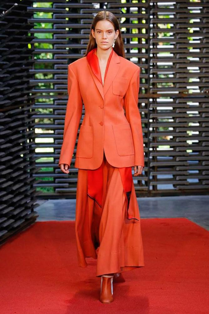 LFW: Sweet Colours At The Roksanda Spring 2019 Collection 2