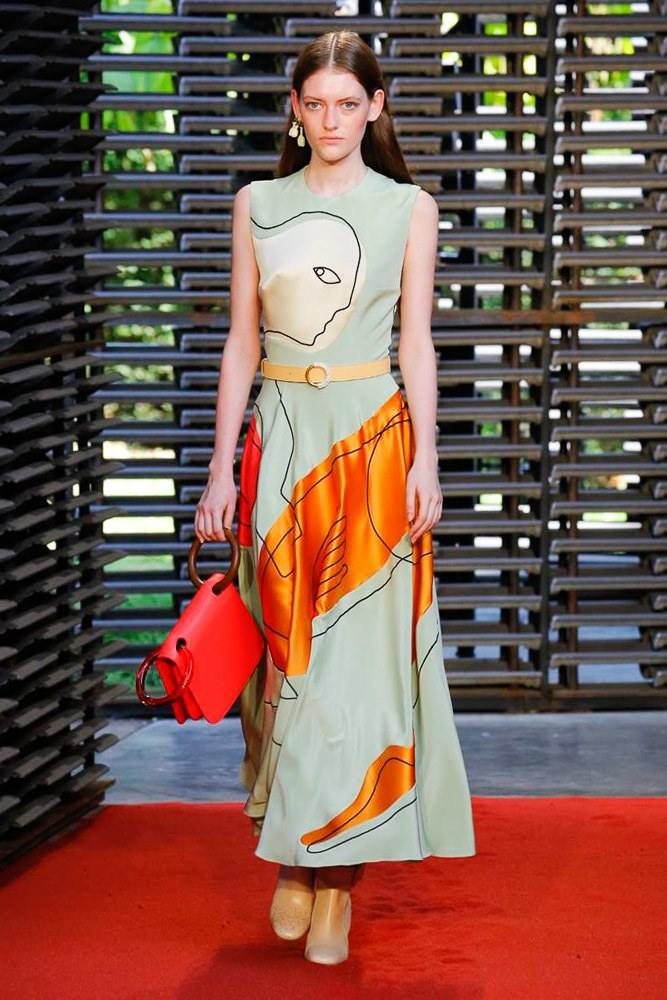 LFW: Sweet Colours At The Roksanda Spring 2019 Collection 22