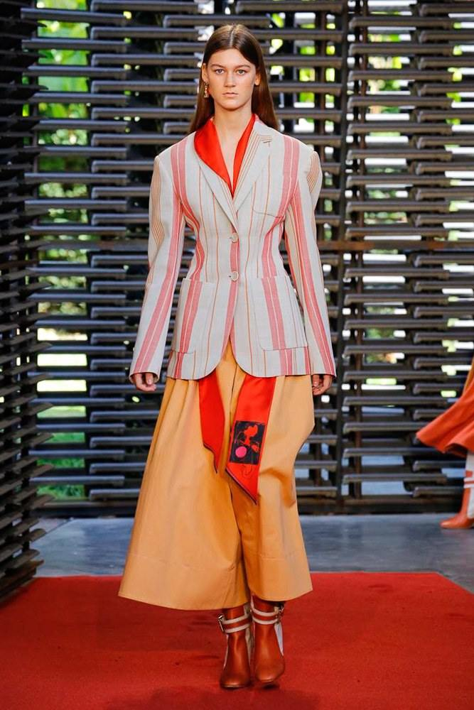 LFW: Sweet Colours At The Roksanda Spring 2019 Collection 4