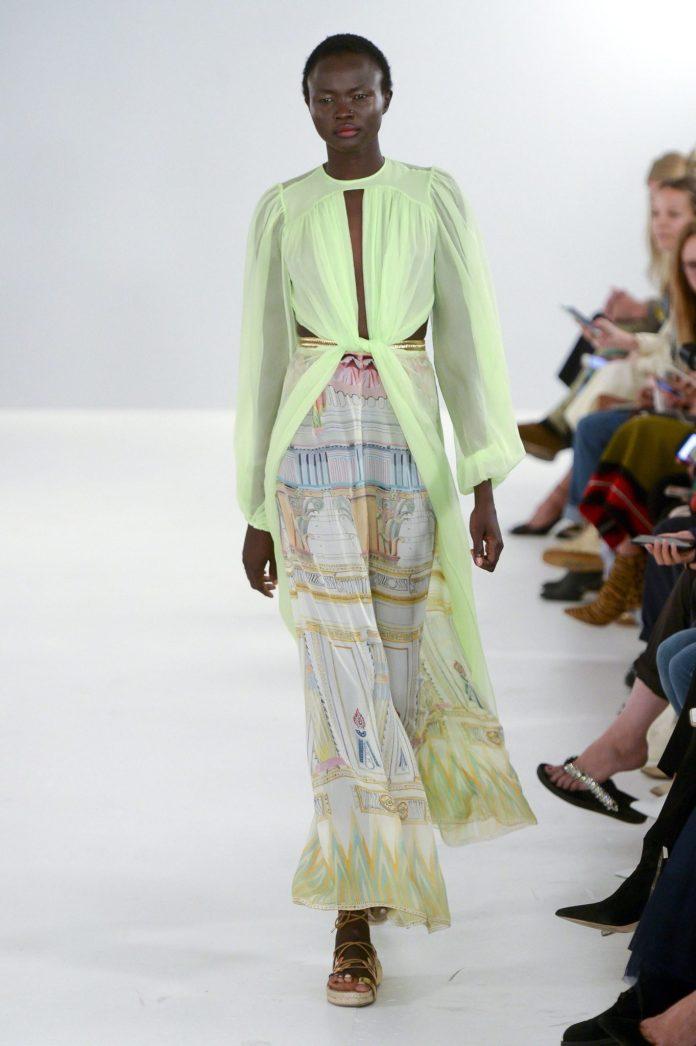 Bohemian! Temperley London Spring 2019 Collection At London Fashion Week 15
