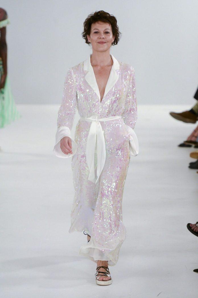Bohemian! Temperley London Spring 2019 Collection At London Fashion Week 18