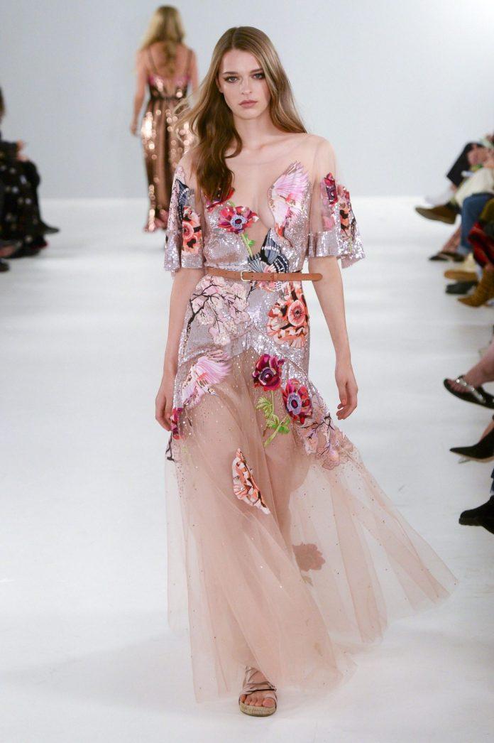 Bohemian! Temperley London Spring 2019 Collection At London Fashion Week 26