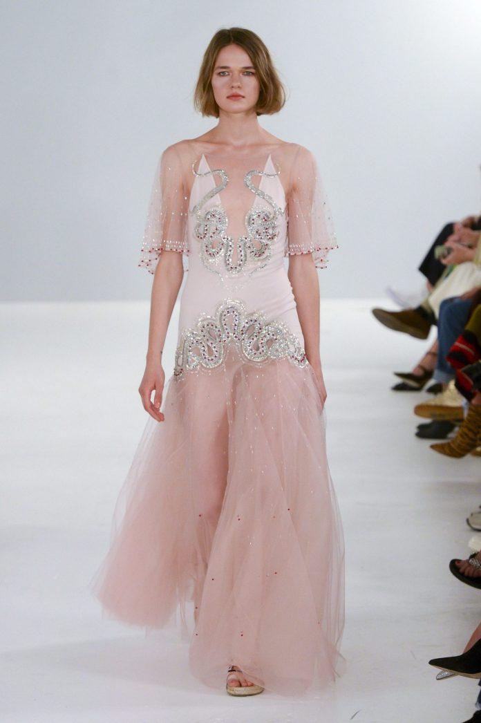 Bohemian! Temperley London Spring 2019 Collection At London Fashion Week 28