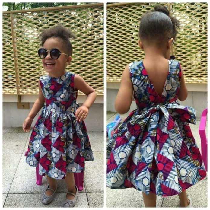 Ankara Styles: 7 Mind-Blowing Ankara Styles For Babies 8