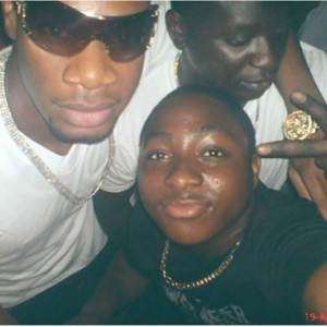#TBT: 15 Epic Throwback Photos Of Our Favourite Nigerian Celebrities 4