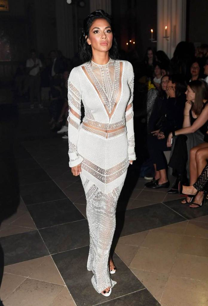 FROW: Stylish Celebrities Spotted At The London Fashion Week S/S 2019 7