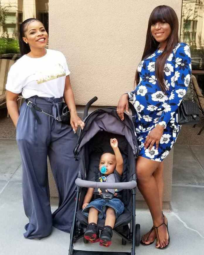 'Stunning Woman, No Filters', Laura Gushes About Sister Linda Ikeji