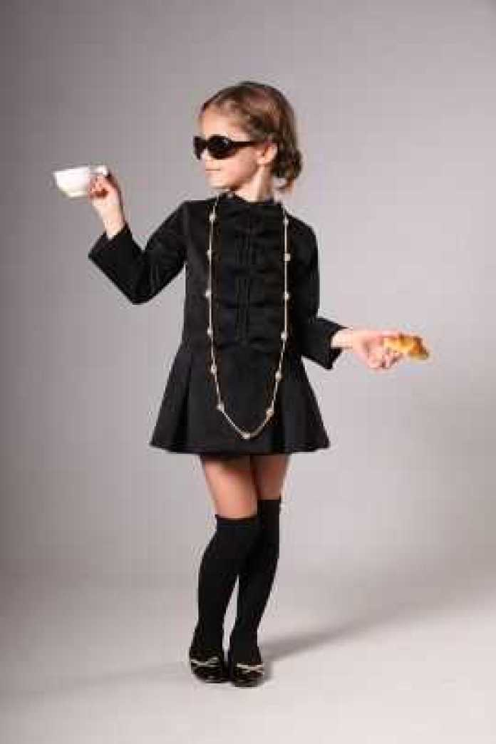 10 Overwhelming Fabulous Modern Baby Outfit For Girls 11