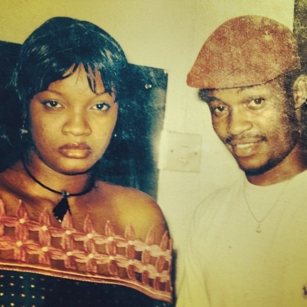 #TBT: 15 Epic Throwback Photos Of Our Favourite Nigerian Celebrities 12