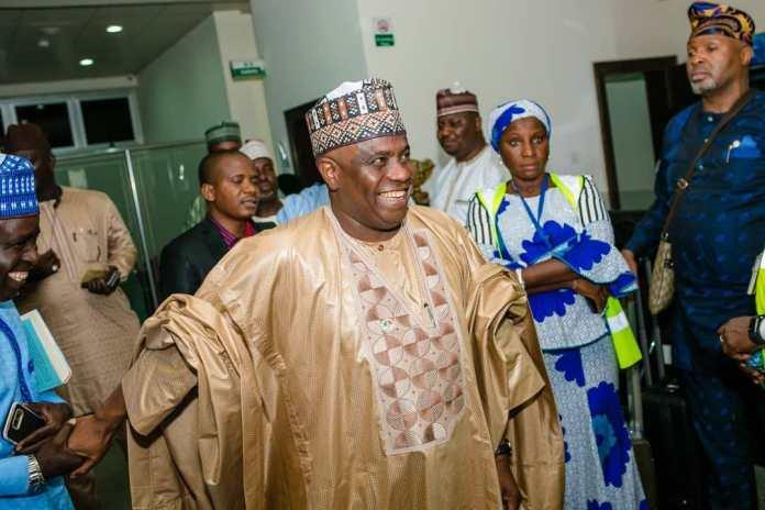 Aminu Tambuwal Wins Sokoto's PDP Governorship Ticket 1