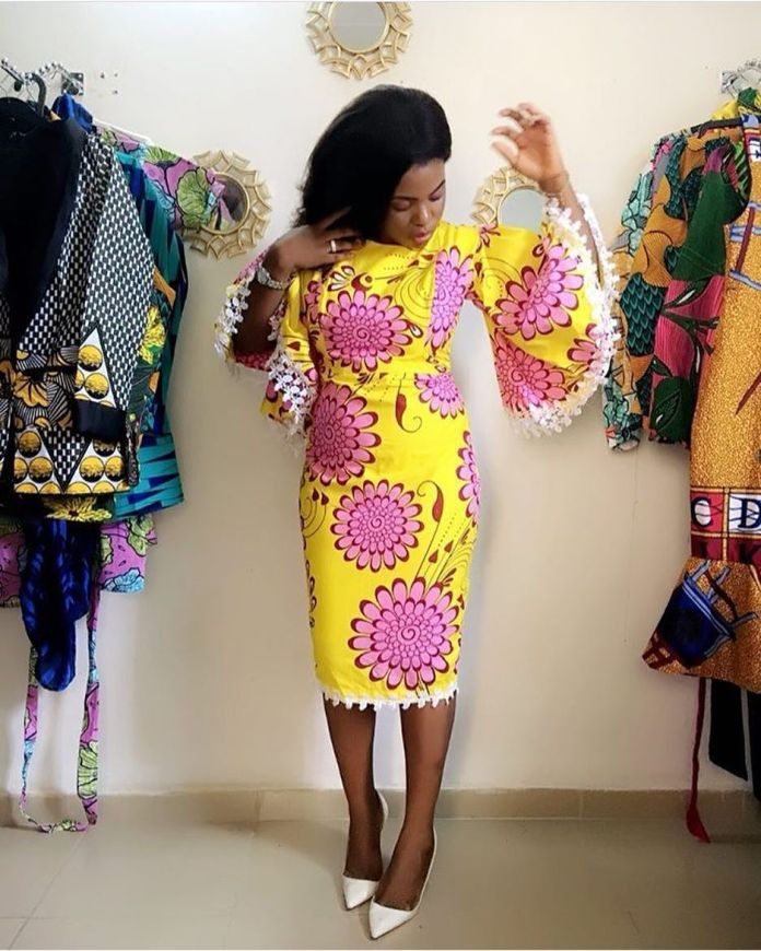 Ankara Style: Bell Sleeves That Will Give A Total Spice To Your Outfit 1