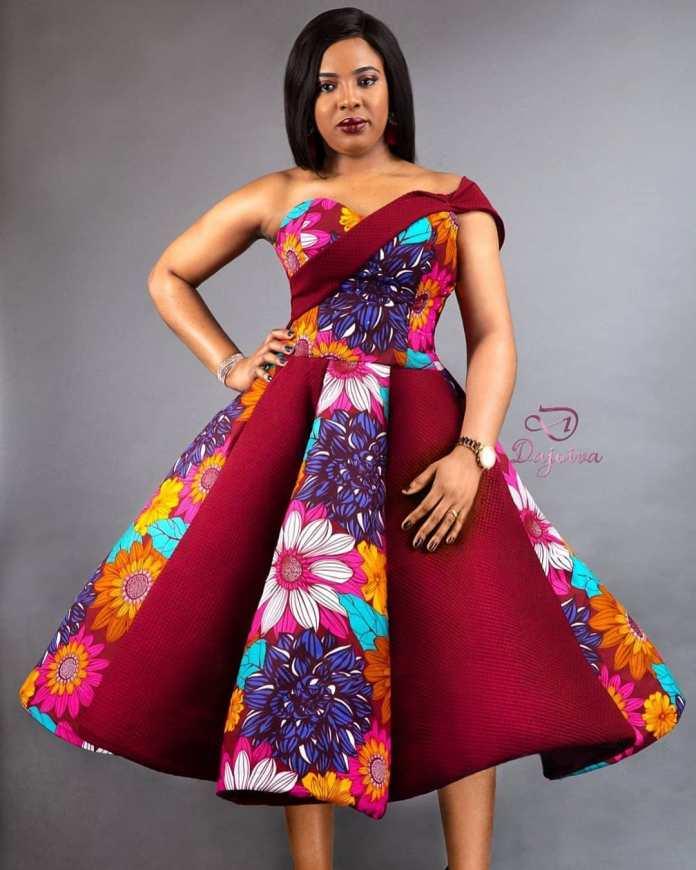Ankara Style: Suitable Ankara Monostrap Styles For Every Fashionista 2