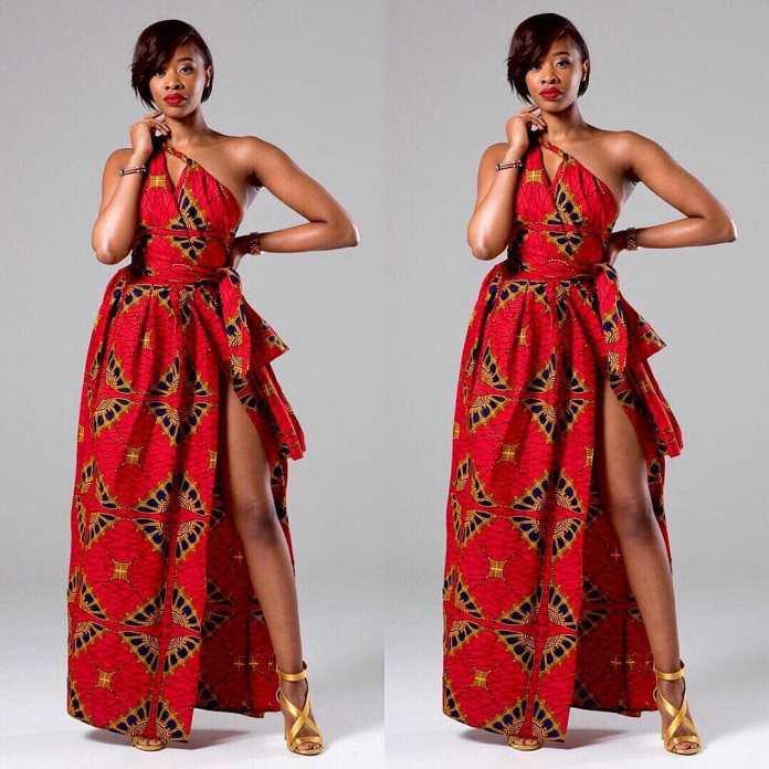 Ankara Style: Suitable Ankara Monostrap Styles For Every Fashionista 7