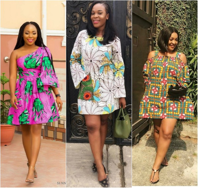 Ankara Style: The Best 2019 Designs That You Should Be Rocking 2
