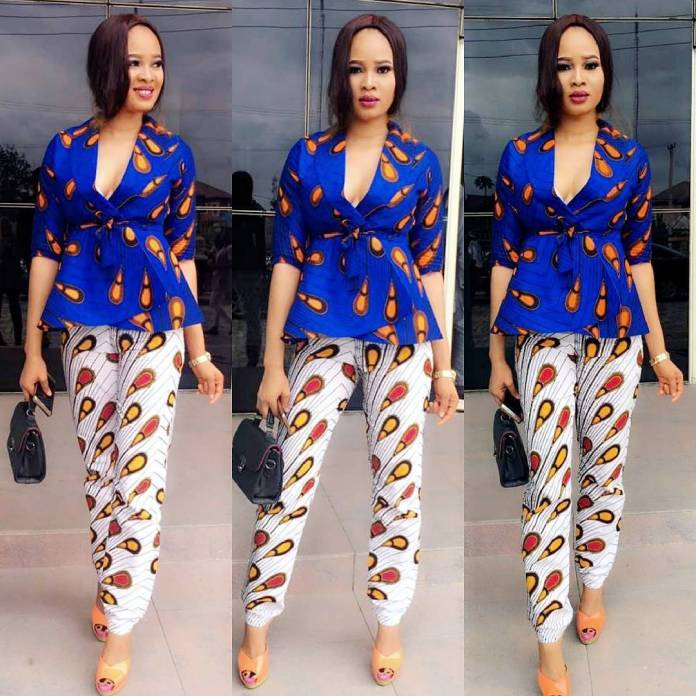 Ankara Style: Most Gorgeous Styles Right In Time For The Weekend 1