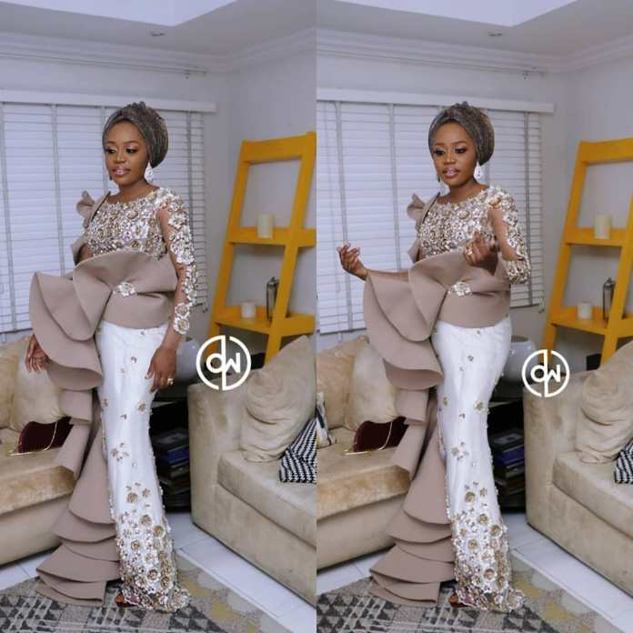 Aso Ebi Style: 7 Bubbly Styles You Would Love To Try Out 2