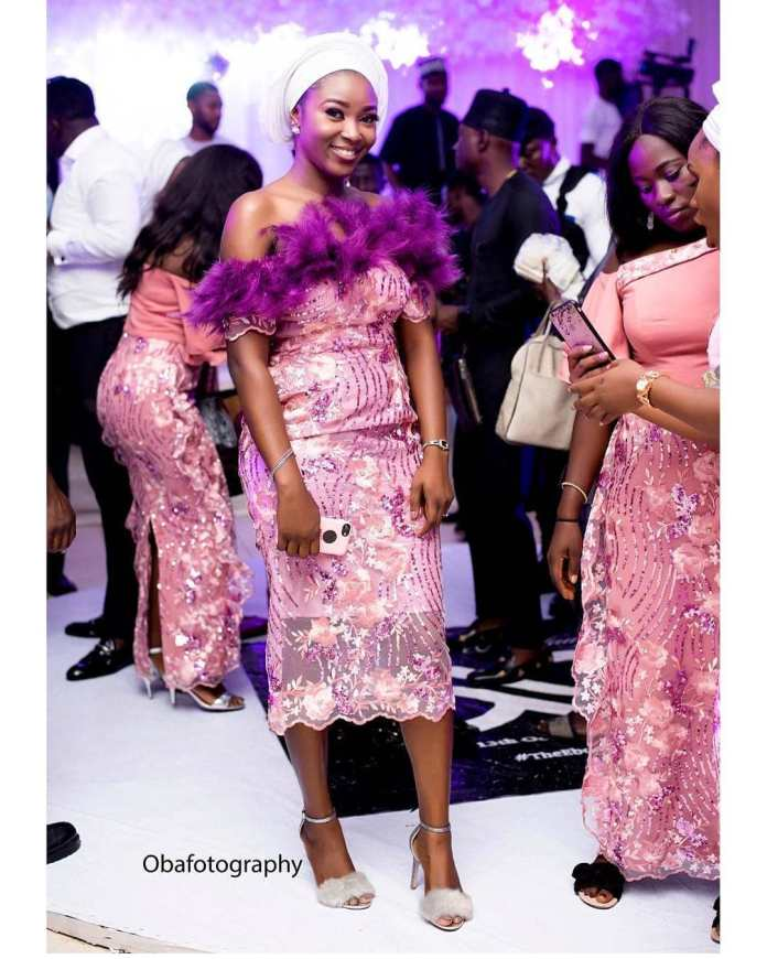 Aso Ebi Style: 7 Bubbly Styles You Would Love To Try Out 4