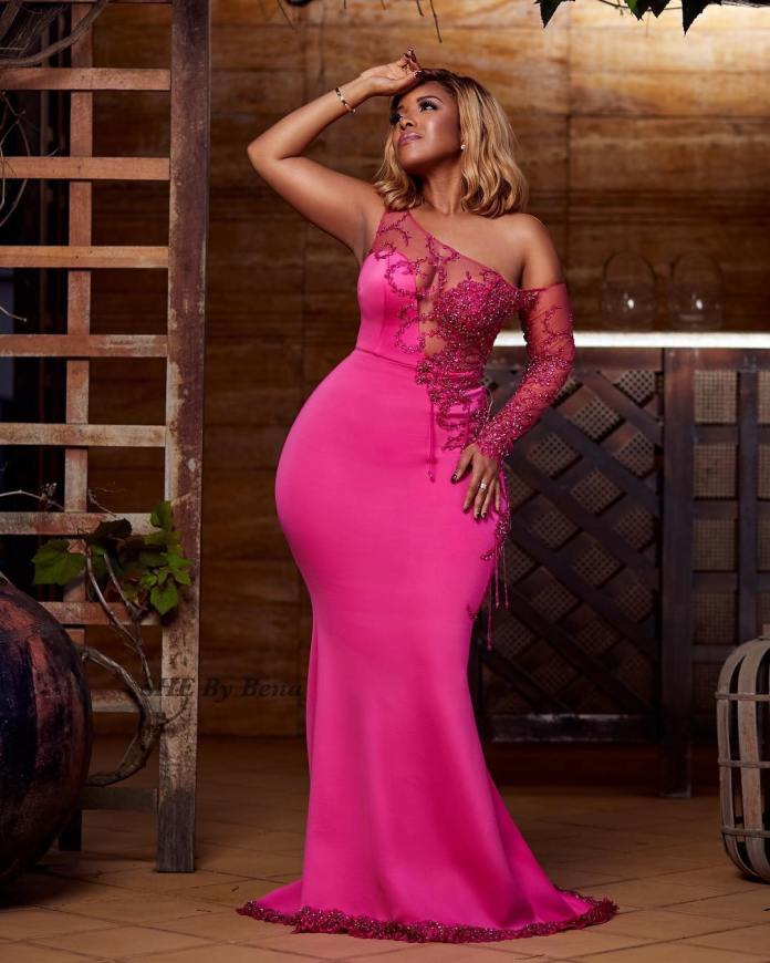 Aso Ebi Style: Channel Your Inner Goddess In These Fanciful Styles 2