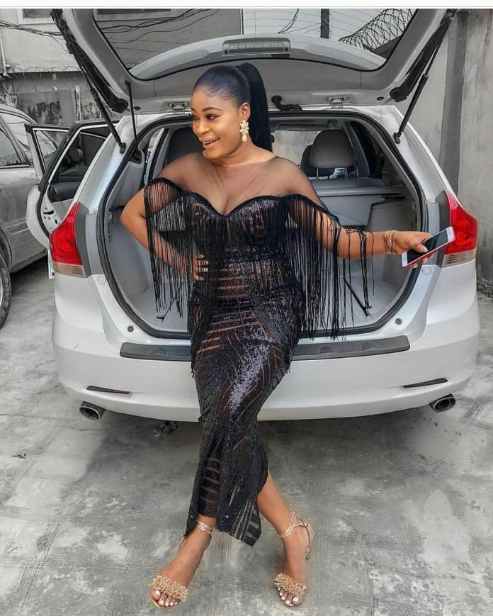 Aso Ebi Style: Channel Your Inner Goddess In These Fanciful Styles 3