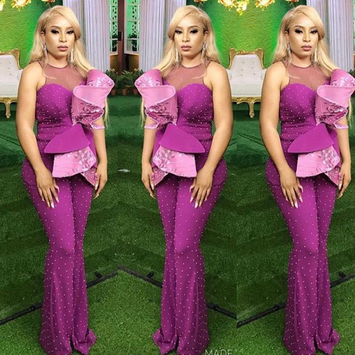 Aso Ebi Style: Gorgeous Styles That Caught Our Attention This Weekend 2