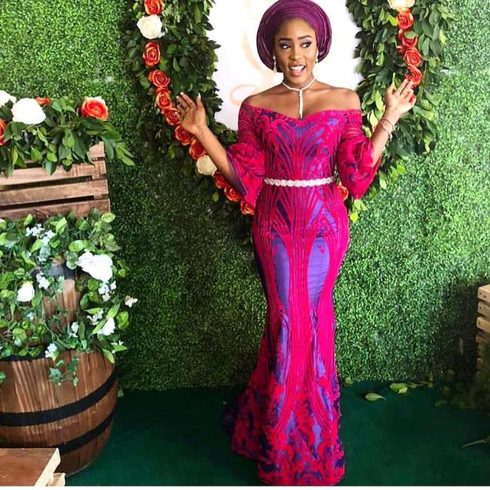 Aso Ebi Style: Owambe Ready Styles For The Weekend 3