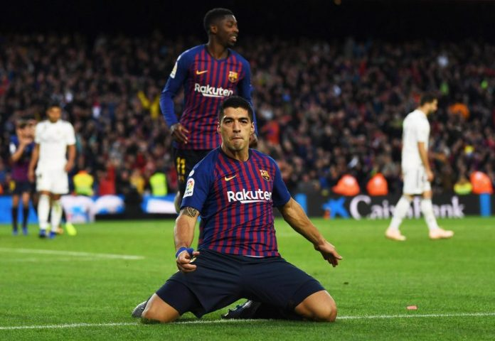 Barcelona 5 Real Madrid 1: Luis Suarez Scores Hat-trick In El Clasico 6